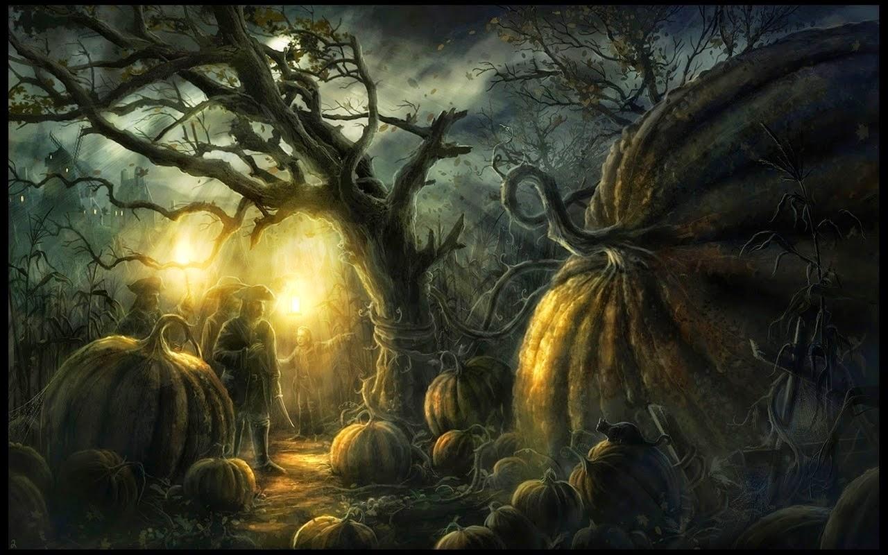Resultado de imagen de rituales de halloween